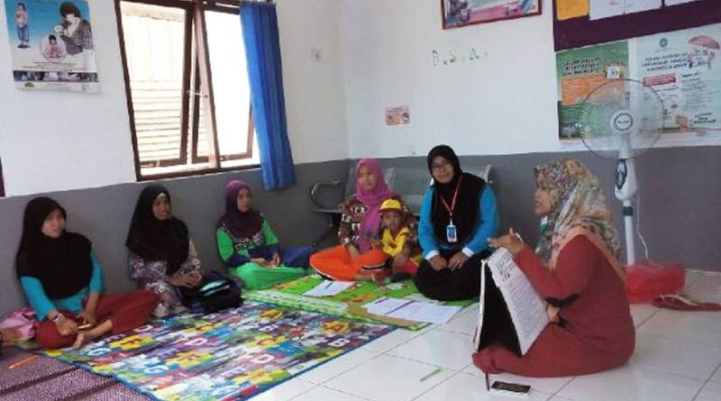 Kelas Ibu Hamil : Wujudkan Ibu Hamil Yang Sehat Dan Selamat
