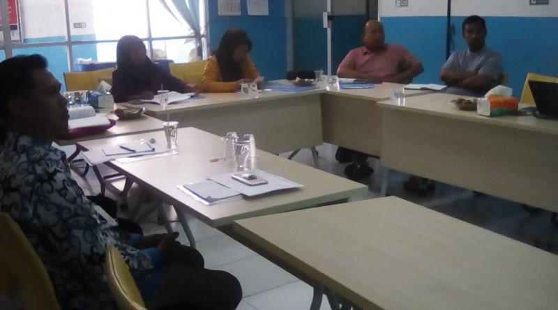 Pertemuan Sosialisasi dan Pembinaan Jejaring Pelayanan Kesehatan di Puskesmas Handil Baru