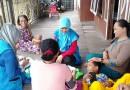 Kunjungan Petugas PISPK Di Kuala Samboja