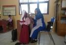 Penjaringan Anak Sekolah di SD 020 Sungai Tanggi Kec. Samboja