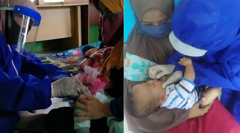 Laksanakan Imunisasi Anak , Vaksinasi Anak Tetap Harus Dilengkapi .